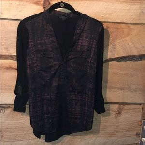 Rock and Republic size xs flowing shirt